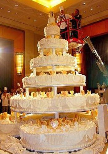 Свадебный торт. Как правильно выбрать и заказать в Саратове