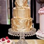 Свадебный торт на заказ. Модные тенденции 2018 г.