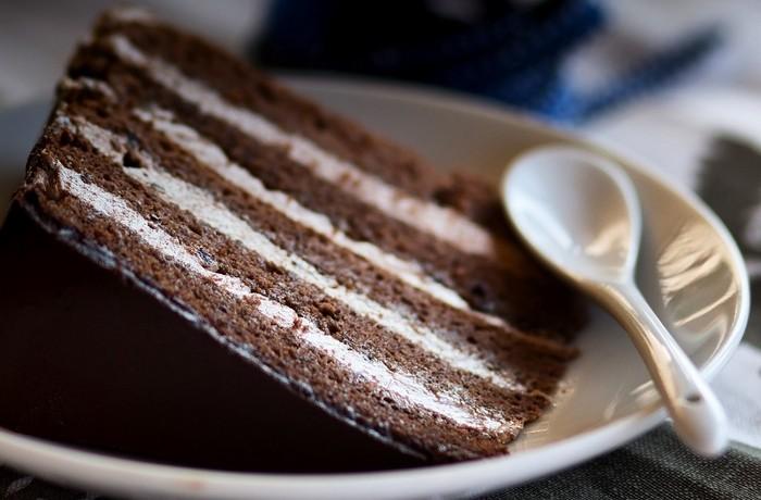 Домашний рецепт торта Прага