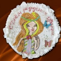 Детский торт на день рождения заказать в Саратове