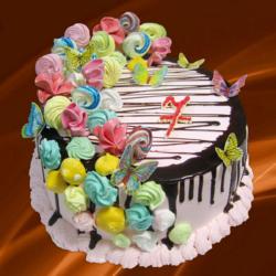 Торт на день рождения, юбилей. Торты фото на заказ с доставкой в Саратове