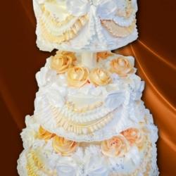 Свадебный торт фото заказ в Саратове