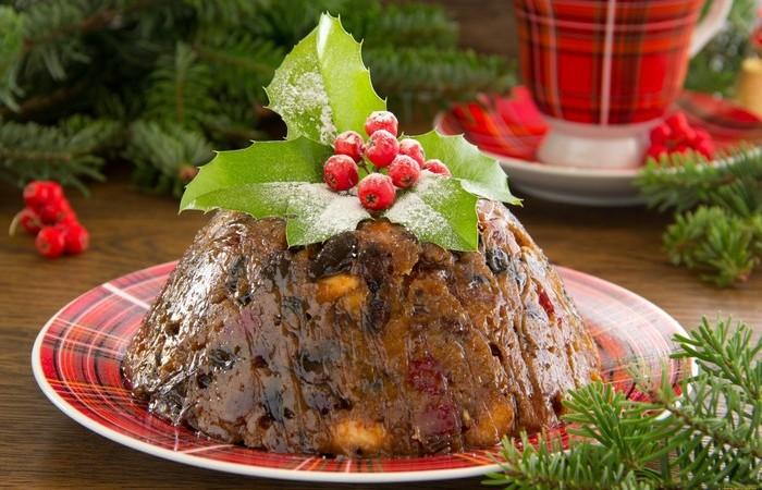Рождественская выпечка разных народов. Заказать торт на Новый год в Саратове