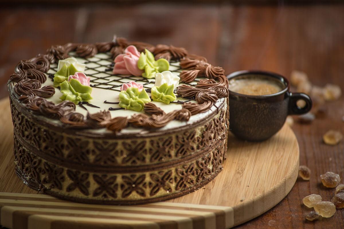Бисквитные торты – история с привкусом морской романтики