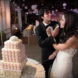 Как выбрать (заказать) свадебный торт