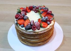 История торта «Медовик» — лакомства русской императрицы
