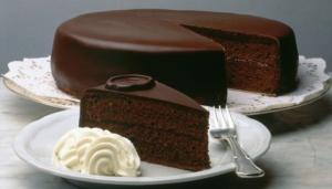 Торт «Захер» — от рождения до наших дней