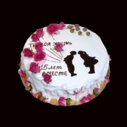 Торты на заказ в Саратове. Заказать торт премиум. Бесплатная доставка от 5000 руб