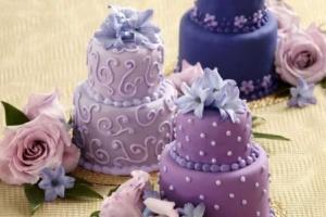 Чем заменить свадебный торт: 15 десертных идей