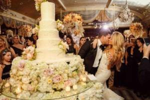 Свадебные торты знаменитостей: идеи и фото самых красивых десертов